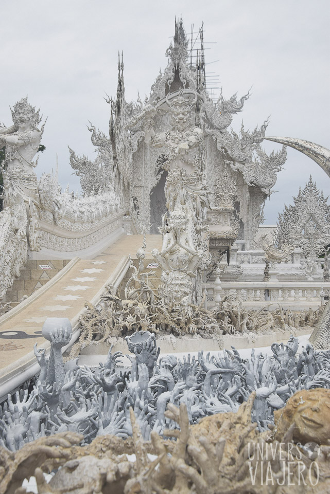 Chiang Rai White Temple, Thailand travel guide