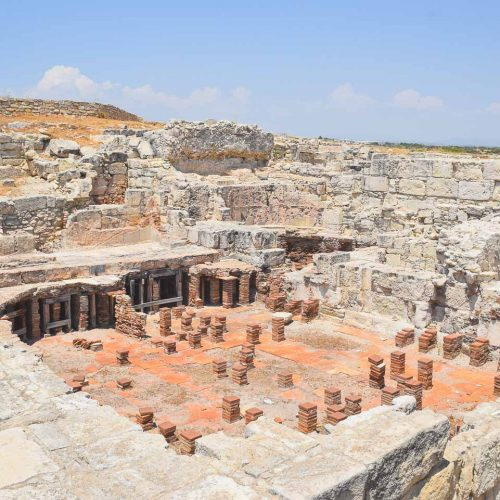 Public Baths on Kourion, Limassol