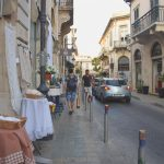 The streets of Limassol
