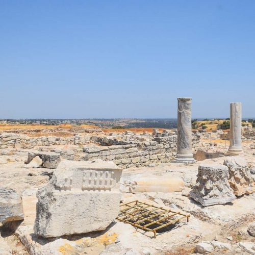 The Stoa - Ancient Kourion