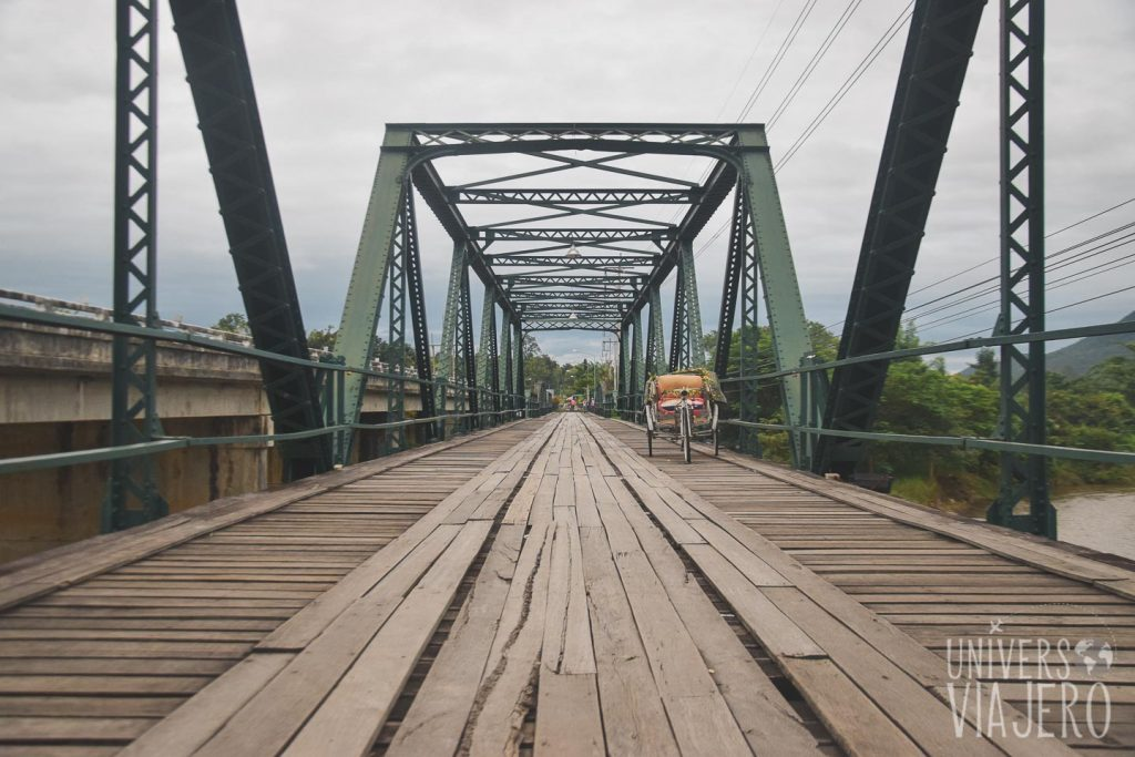 Memorial Bridge - Pai - Tailandia
