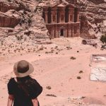 Traveling to Petra, Jordan