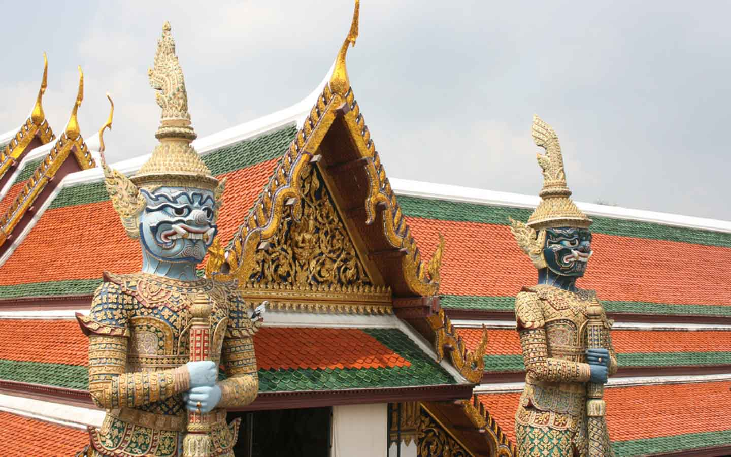 Grand Palace Bangkok - Awesome things to do in Thailand