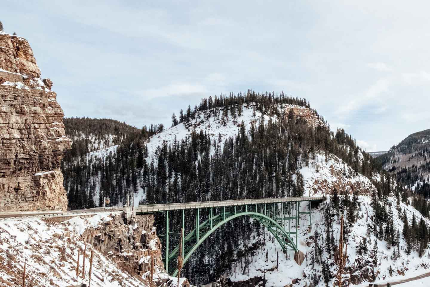 Puente en Colorado